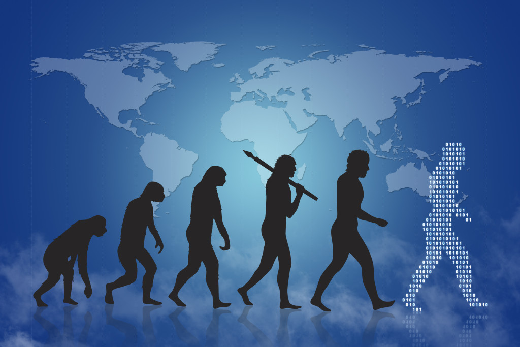 La Transformación Digital y Darwin