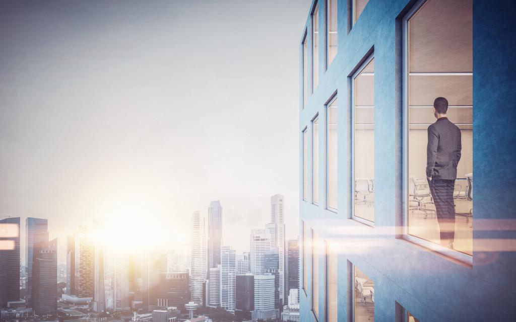 smart windows con nuevos materiales
