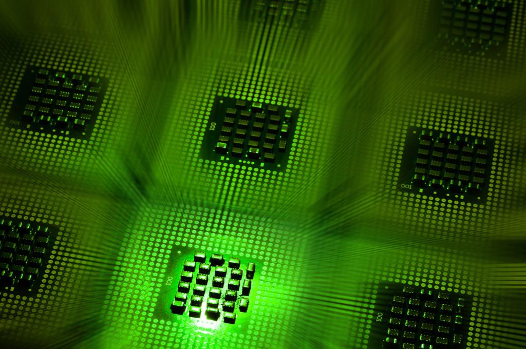 semiconductores del tamaño del grafeno