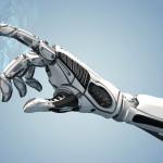 Robots con sentido del tacto
