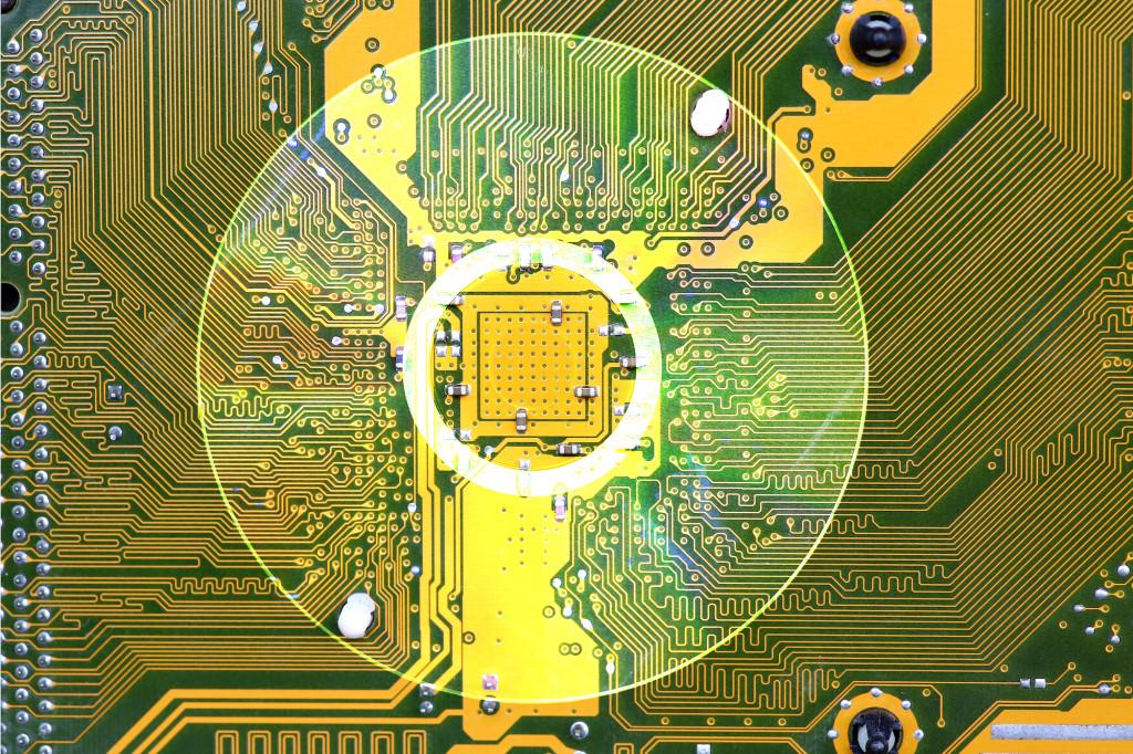 Memoria y Procesador en un solo chip