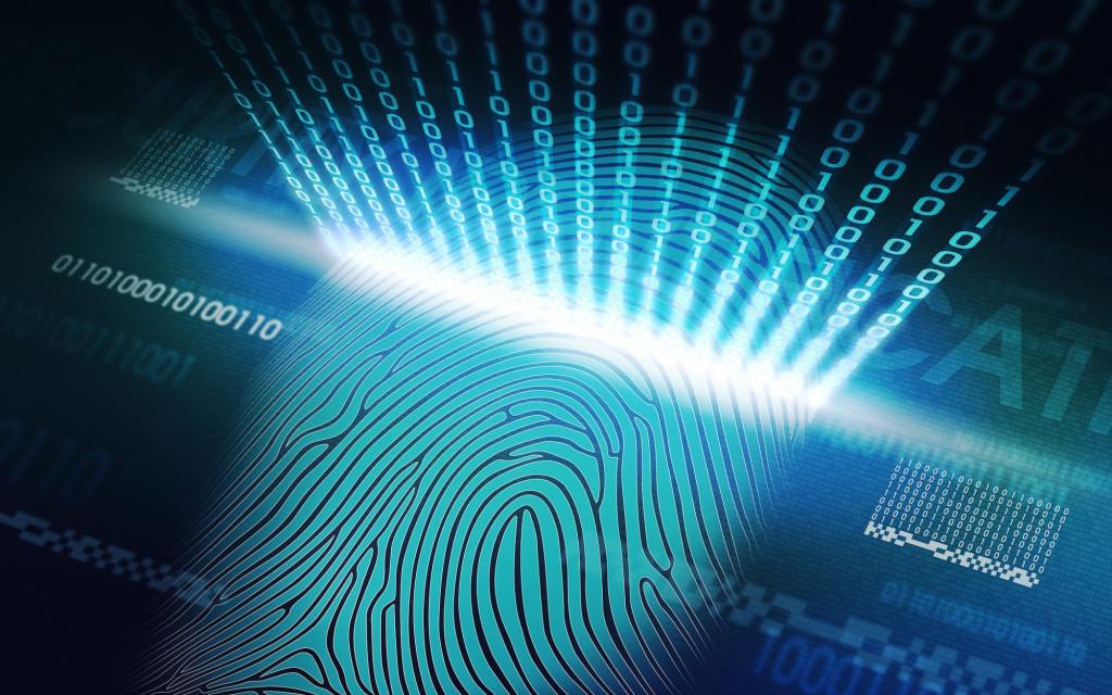 Escaneado de huellas digitales