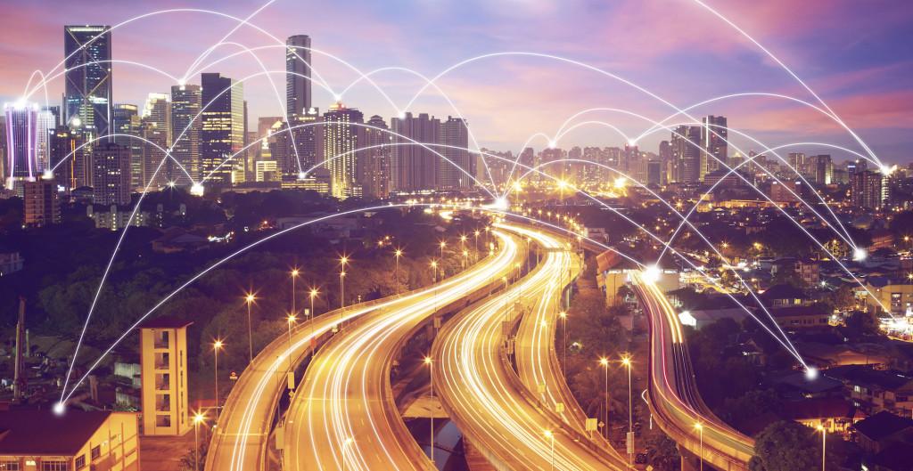 La red 4G utilizada para seguridad vial