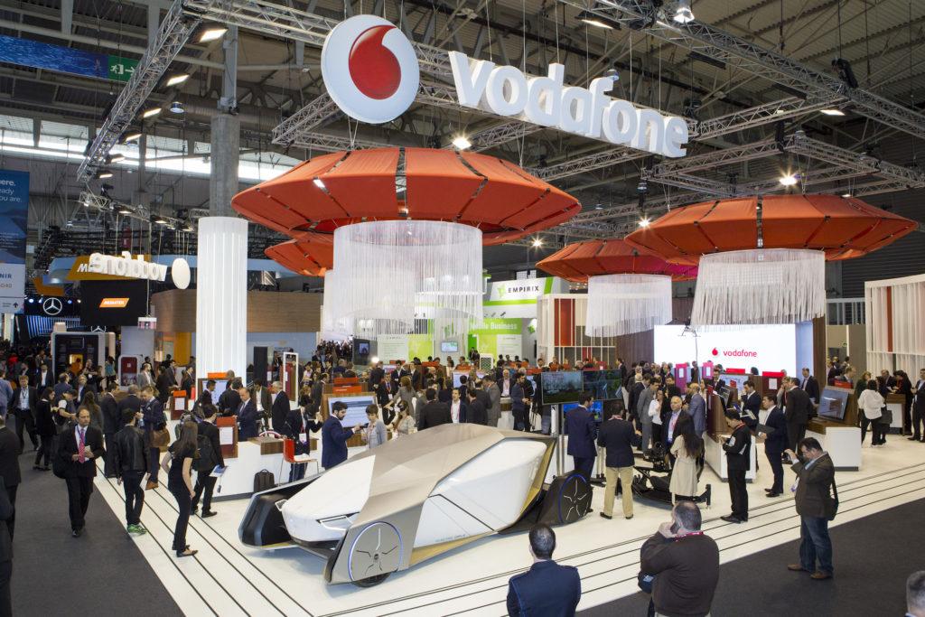 Vodafone MWC 2017