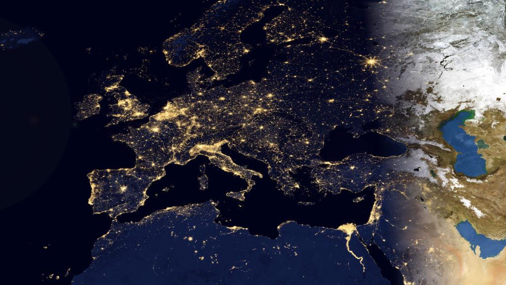 Big Data e iIuminación Nocturna
