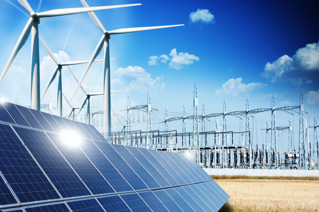 Almacenamiento de energía eléctrica con aire