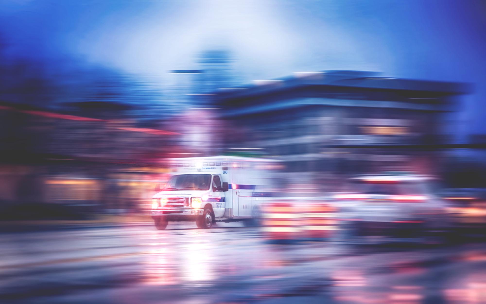 internet de alta velocidad para emergencias