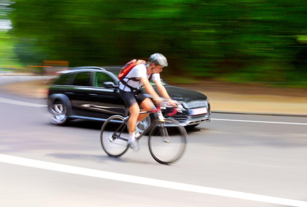 Tecnología para evitar accidentes con ciclistas