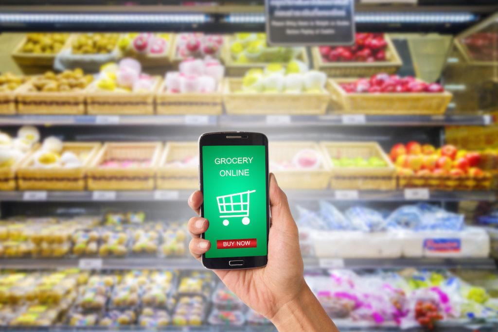 Sector Alimentación on line