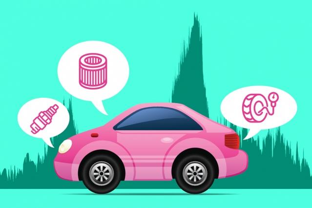 Software de autodiagnóstico del automóvil