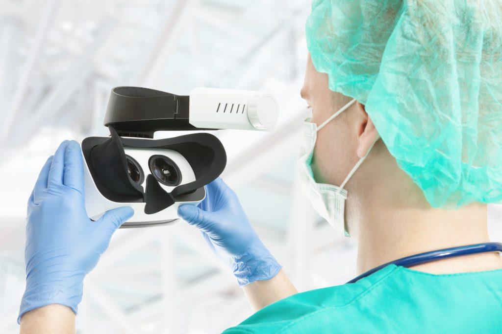 Cirugía con realidad aumentada