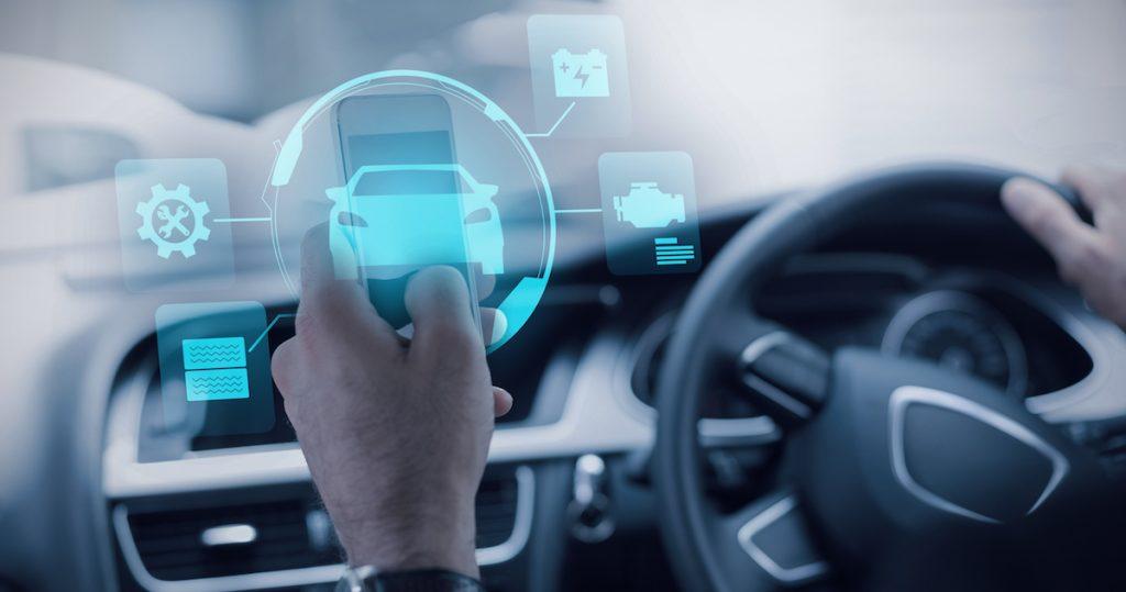 software para automóviles