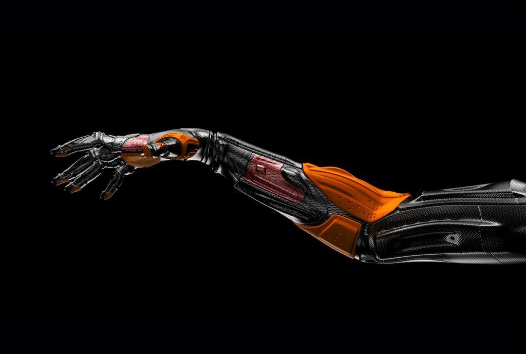 Músculo artificial para robot