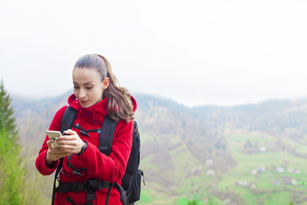 Geolocalización cuando no hay cobertura móvil