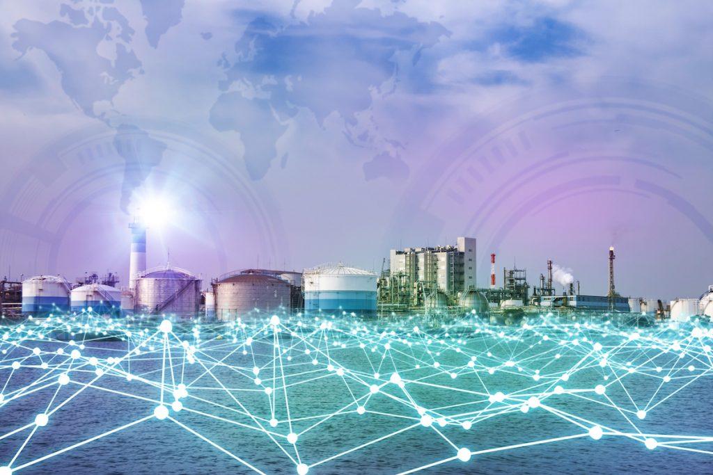 La industria lidera los sectores IoT