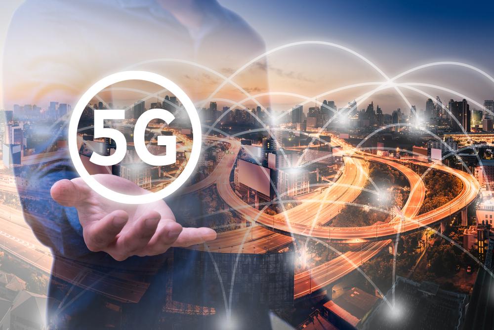 5G velocidad de datos IoT