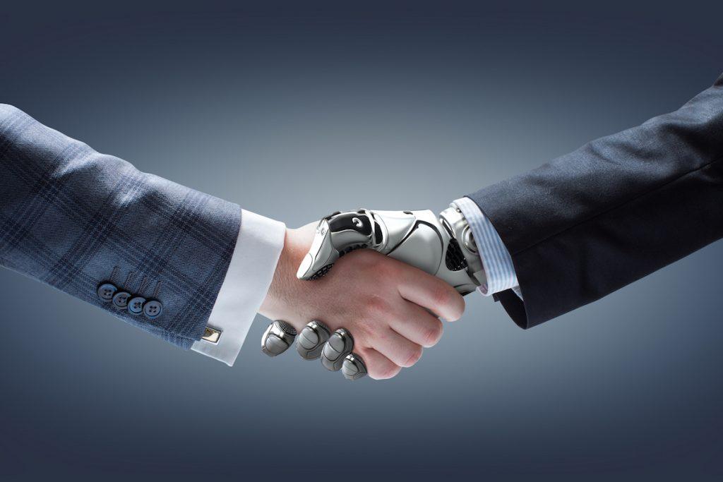 confianza en los robots
