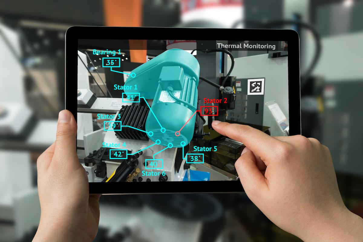 Industria 4.0 con mantenimiento predictivo y 5G • The New Now