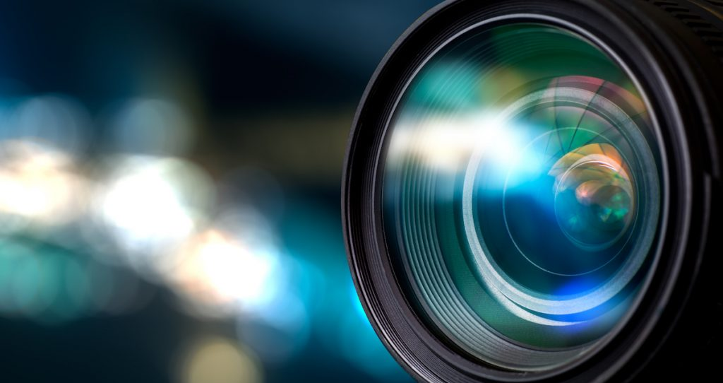 cámaras de visión profunda para IA