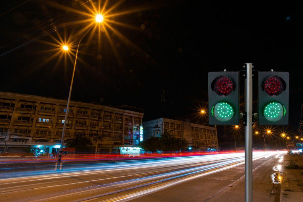 Semáforos autónomos