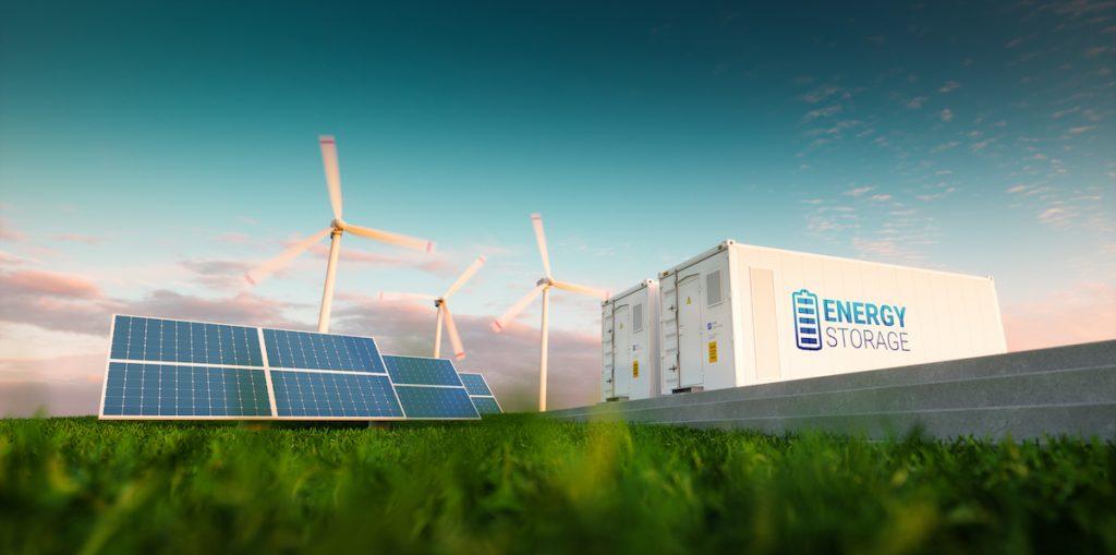 Energia limpia con baterías de flujo
