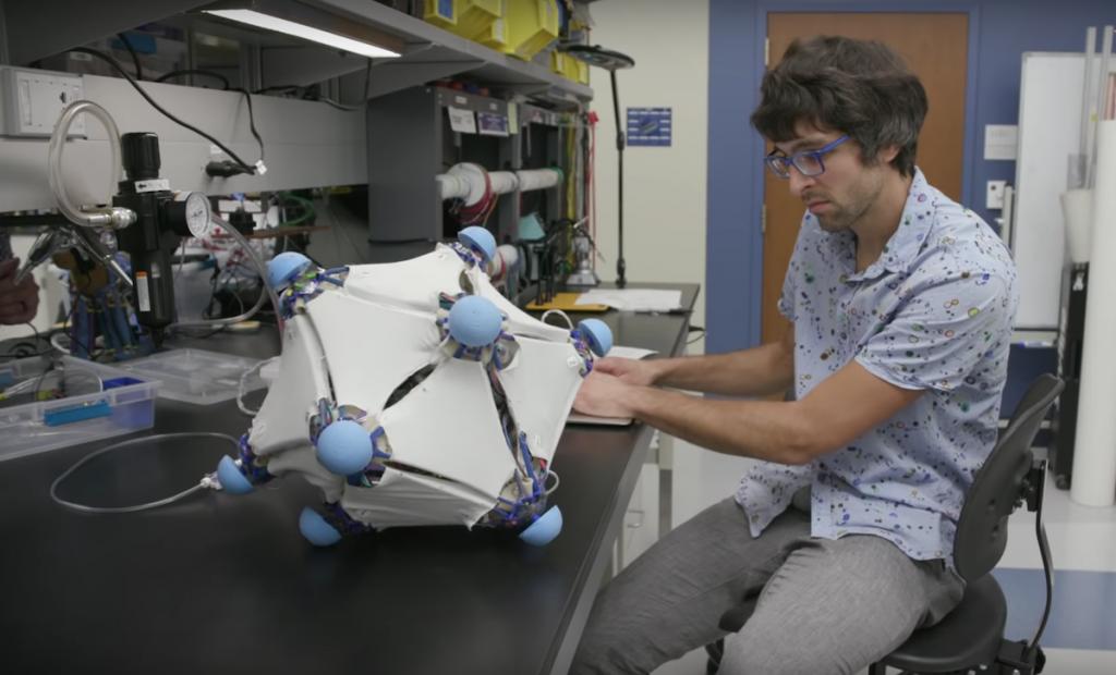Robotic Skin Yale - Youtube