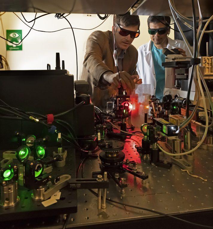Investigadores de Internet cuántico