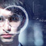 Gafas de realidad aumentada con eyetracking