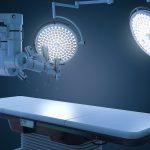 Robots en el quirófano y trabajo en equipo de operaciones