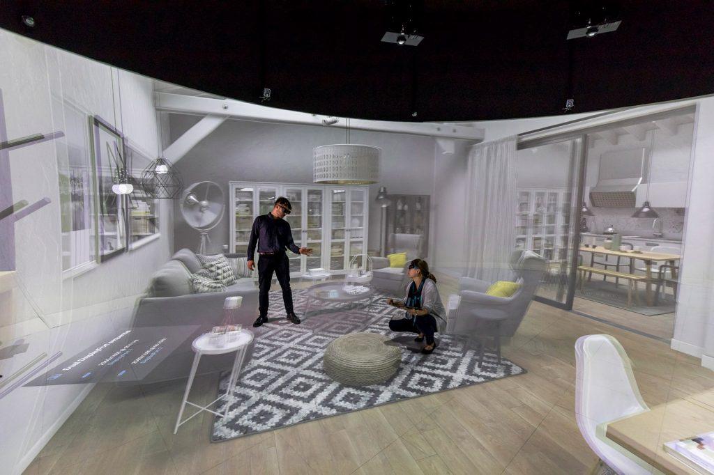 Laboratorio VR 3D Centro de Capacitación y Desarrollo Virtual (VDTC) en Elbedome