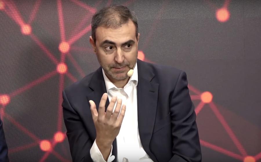 Carlos Sánchez, experto en innovación de Barrabés.