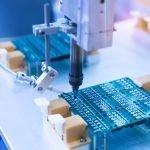 Transistor Impreso por inyección de tinta
