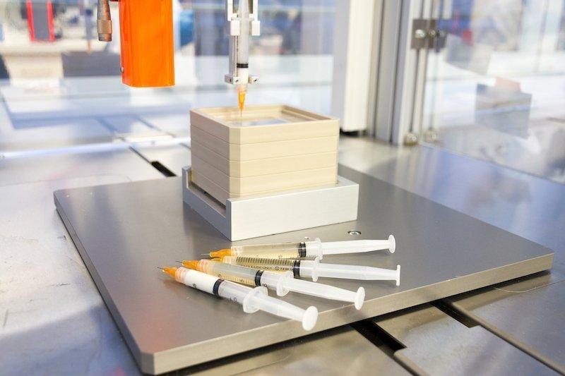 Tejidos biológicos impresión 3D