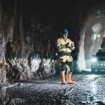 Red 5g subterránea. Foto ©SIMS Mining