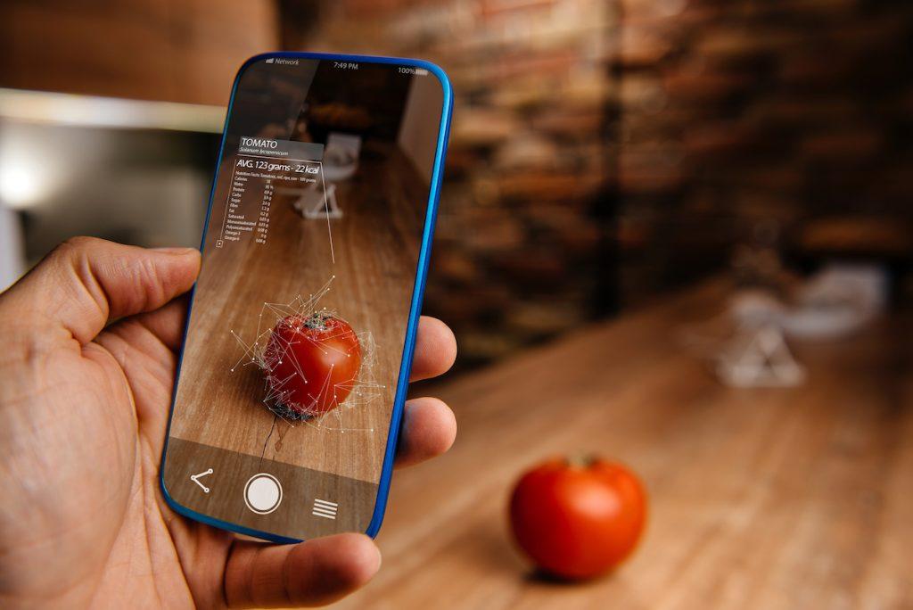 objetos virtuales realidad aumentada