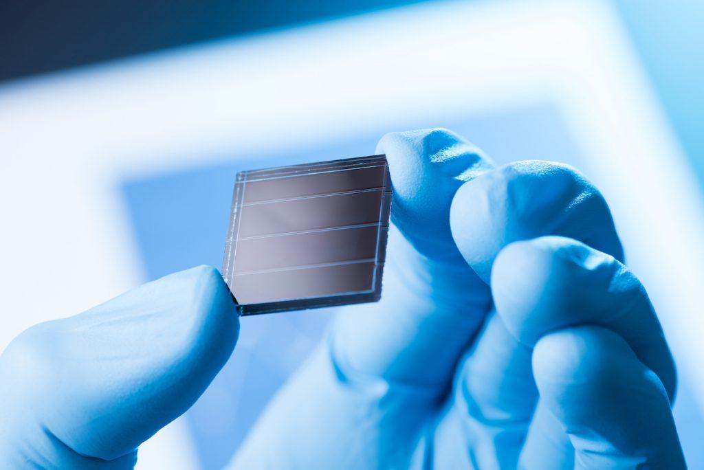Células Solares para dispositivos IoT en interior