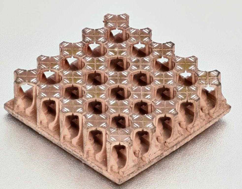 Una forma más simple y rápida de imprimir 3D complejo