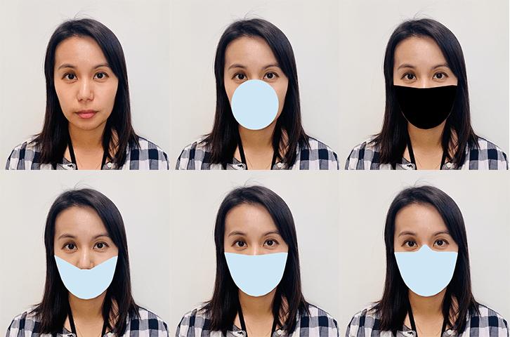 Estudio NIST mascarillas y reconocimiento facial