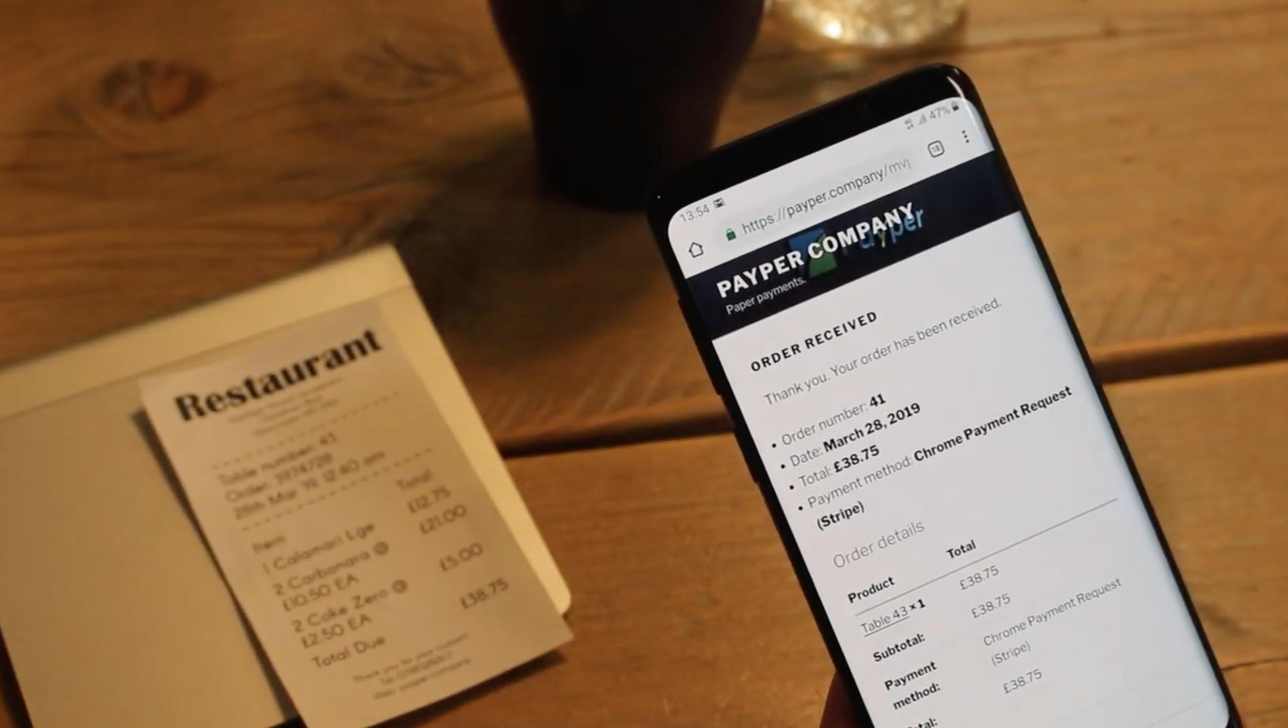 Ticket inteligente de grafeno para pagar sin chip ni PIN