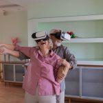 Realidad Aumentada para mejorar la vida de los mayores