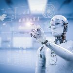 Robot aprende a combinar visión y tacto